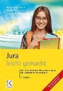 Cover-Bild zu Jura - leicht gemacht von Hauptmann, Peter-Helge