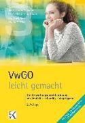 Cover-Bild zu VwGO - leicht gemacht von Murken, Claus