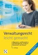 Cover-Bild zu Verwaltungsrecht - leicht gemacht® von Murken, Claus