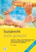 Cover-Bild zu Sozialrecht leicht gemacht von Murken, Claus