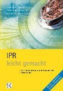 Cover-Bild zu IPR - leicht gemacht von Gruschwitz, Sascha