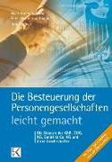 Cover-Bild zu Die Besteuerung der Personengesellschaften - leicht gemacht von Drobeck, Jörg