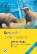 Cover-Bild zu Bankrecht - leicht gemacht von Deicke, Alexander