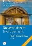 Cover-Bild zu Steuerstrafrecht leicht gemacht von Warsönke, Annette