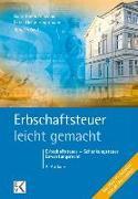 Cover-Bild zu Erbschaftsteuer - leicht gemacht von Drobeck, Jörg
