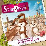 Cover-Bild zu Die Spürhasen-Bande, Folge 2: Das Rätsel um die verschollene Liebe oder Abenteuer in Frankfurt am Main (Audio Download) von Schäfer, Karsten