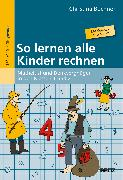 Cover-Bild zu So lernen alle Kinder rechnen von Buchner, Christina