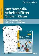 Cover-Bild zu Mathematik-Arbeitsblätter für die 1. Klasse von Buchner, Christina