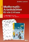 Cover-Bild zu Mathematik-Arbeitsblätter für die 2. Klasse von Buchner, Christina