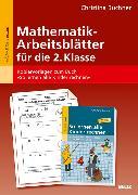 Cover-Bild zu Mathematik-Arbeitsblätter für die 2. Klasse (eBook) von Buchner, Christina