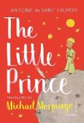 Cover-Bild zu The Little Prince (eBook) von Saint-Exupery, Antoine De
