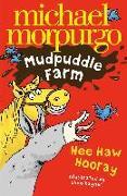 Cover-Bild zu Hee-Haw Hooray! (Mudpuddle Farm) (eBook) von Morpurgo, Michael