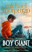 Cover-Bild zu Boy Giant: Son of Gulliver (eBook) von Morpurgo, Michael