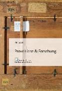 Cover-Bild zu Provenienz & Forschung (eBook)