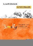 Cover-Bild zu 3-malig 2.-4. Schuljahr. Lesefrühstück. Kopiervorlagen von Grübl, Eva