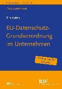 Cover-Bild zu EU-Datenschutz-Grundverordnung im Unternehmen (eBook) von Wybitul, Tim