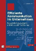Cover-Bild zu Effiziente Kommunikation im Unternehmen: Konzepte & Lösungen mit Microsoft-Plattformen (eBook) von Hauenherm, Eckhard