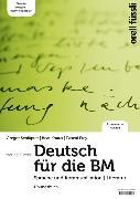 Cover-Bild zu Deutsch für die BM - Übungsbuch (2. Auflage) von Schläpfer, Gregor