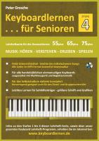 Cover-Bild zu Keyboardlernen für Senioren (Stufe 4) (eBook) von Grosche, Peter