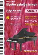 Cover-Bild zu Klavier spielen lernen (Stufe 2) von Grosche, Peter