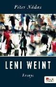 Cover-Bild zu Leni weint (eBook) von Nádas, Péter