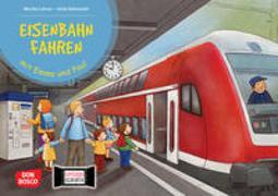 Cover-Bild zu Eisenbahn fahren mit Emma und Paul. Kamishibai Bildkartenset von Lehner, Monika