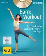 Cover-Bild zu Barre Workout (mit DVD) von Zylla, Amiena
