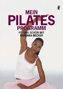 Cover-Bild zu Mein Pilates Programm von Becker, Barbara