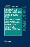 Cover-Bild zu Meschke, Andreas: Kommentar zur Zulassungsverordnung für Vertragsärzte und Vertragszahnärzte (Ärzte-ZV, Zahnärzte-ZV) (eBook)