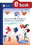 Cover-Bild zu Kurzprojekte Kunst. Impulse aus- und umgestalten (eBook) von Blahak, Gerlinde