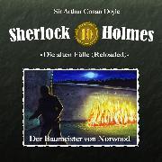 Cover-Bild zu Sherlock Holmes, Die alten Fälle (Reloaded), Fall 10: Der Baumeister von Norwood (Audio Download) von Doyle, Arthur Conan