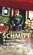 Cover-Bild zu Monsieur Ibrahim et les fleurs du Coran von Schmitt, Éric-Emmanuel