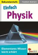 Cover-Bild zu Einfach Physik (eBook) von Heitmann, Friedhelm