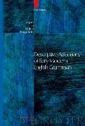 Cover-Bild zu Dons, Ute: Descriptive Adequacy of Early Modern English Grammars (eBook)