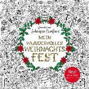Cover-Bild zu Mein wundervolles Weihnachtsfest von Basford, Johanna
