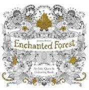 Cover-Bild zu Enchanted Forest von Basford, Johanna (Illustr.)