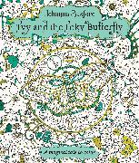 Cover-Bild zu Ivy and the Inky Butterfly von Basford, Johanna
