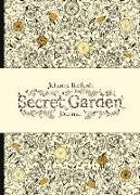 Cover-Bild zu Johanna Basford's Secret Garden Journal von Basford, Johanna (Illustr.)