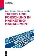 Cover-Bild zu Trends und Forschung im Marketingmanagement (eBook) von Kürble, Peter