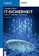 Cover-Bild zu IT-Sicherheit (eBook) von Eckert, Claudia