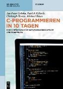 Cover-Bild zu C-Programmieren in 10 Tagen (eBook) von Gehrke, Jan Peter