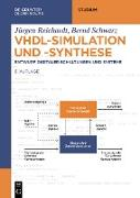 Cover-Bild zu VHDL-Simulation und -Synthese (eBook) von Reichardt, Jürgen