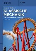 Cover-Bild zu Klassische Mechanik (eBook) von Müller, Rainer