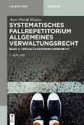 Cover-Bild zu Verwaltungsverfahrensrecht (VwVfG) (eBook) von Heinze, Arne-Patrik
