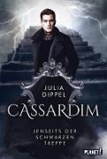 Cover-Bild zu eBook Cassardim 2: Jenseits der Schwarzen Treppe