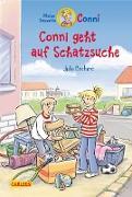 Cover-Bild zu eBook Conni-Erzählbände 36: Conni geht auf Schatzsuche