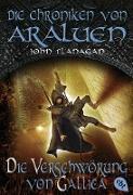 Cover-Bild zu eBook Die Chroniken von Araluen - Die Verschwörung von Gallica