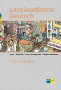 Cover-Bild zu Lernlandkarte Deutsch von Achermann, Edwin