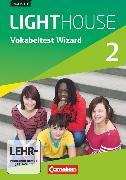 Cover-Bild zu English G Lighthouse, Allgemeine Ausgabe, Band 2: 6. Schuljahr, Vokabeltest Wizard, CD-ROM