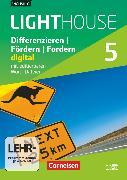 Cover-Bild zu English G Lighthouse, Allgemeine Ausgabe, Band 5: 9. Schuljahr, Differenzieren, Fördern, Fordern - digital, CD-ROM